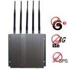 Remote Control Cellphone 4G Lte + GPS Signal Blocker