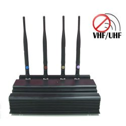 15W High Power VHF UHF Jammer - 60 Meters