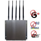 Remote Control Cellphone 4G Wimax + GPS Signal Blocker