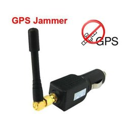 Anti Track Vehicle Car GPS Signal Blocker Jammer 10 Meters