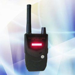Cell Phone + RF + Wireless Video Audo Bug Detector