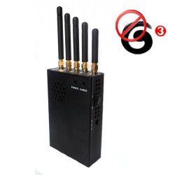 3G Cell Phone Signal Blocker Jammer Portable 20 Meters