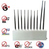 10 Antenna 3G 4G GPS Lojack Wifi Glonass L1 L2 All Signal Blocker Jamming Everything