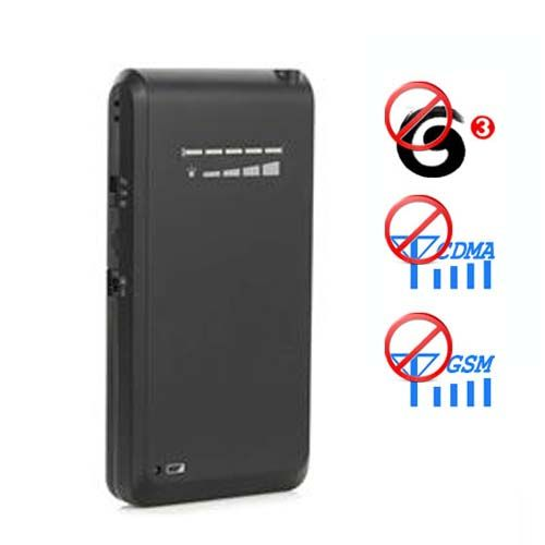 Mini Cellphone Signal Jammer Cell Phone Style