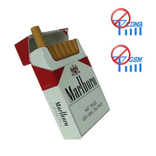 Cigarette Pack Cell Phone Jammer