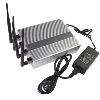 Remote Control 3G Cell Phone Wifi Signal Jammer Blocker