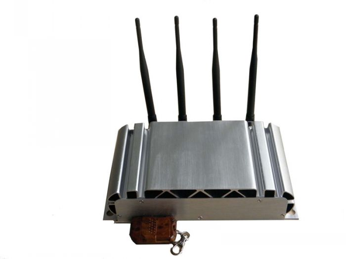 Advanced 3G Mobile Phone Signal Jammer with High + Low Output