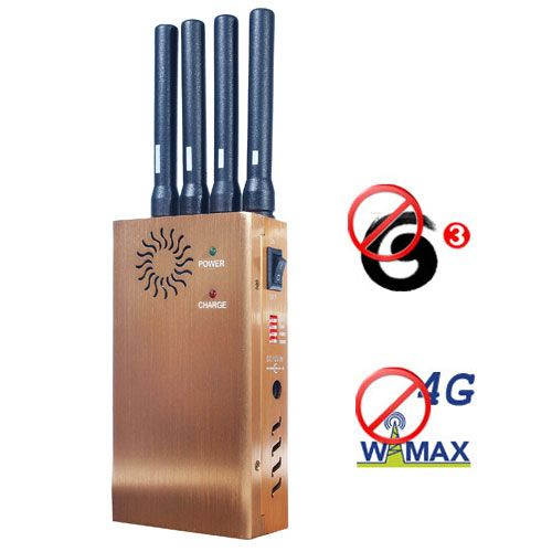 Handy 4G Wimax 3G Mobile Phone Isolator with Cooling Fan