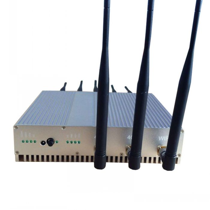 15W High Power 4G (Lte+Wimax)+ GPS + VHF UHF Signal Isolator 50 Meters