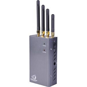 High Power Portable Cellphone Signal Jammer Antenna