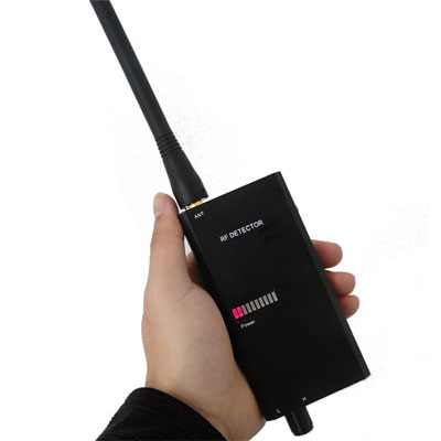 Wireless Dictaphone and Voice Monitoring Recorder Detector