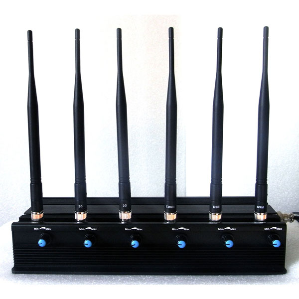 All RF Jammer 310MHz 315MHz 330MHz 390MHz 418MHz 433Mhz Remote Control Jammer 50 Meters