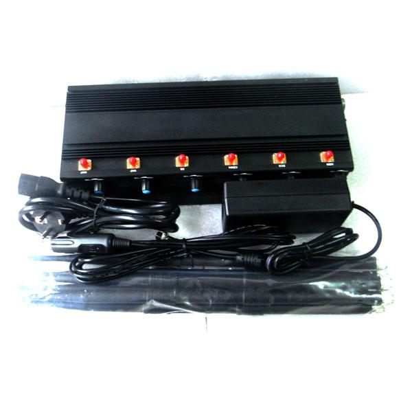 Car jammer blocker - Power Adaptor for RF Jammer