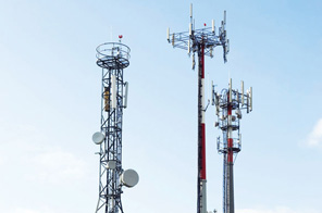 GSM-Cell-Towers