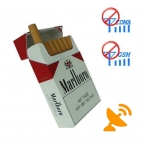 Cigarette Pack Cell Phone Signal Jammer Blocker