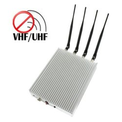 VHF UHF Blocker Jammer Immobilizer - 50 Meters
