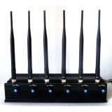 Adjustable RC Jammer + Wifi 2.4G 5G Jammer + GPS L1 L2 Blocker 40 Meters
