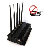 High Power All Wifi Signal Jammer Wifi (2.4G 4.9G 5.0G 5.5G 5.8G) 50 Meters