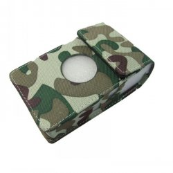 Camouflage Design Fabric Material Portable Jammer Case