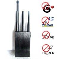6 Antennas VHF Blocker - 8 Antennas Jamming 60 Meters