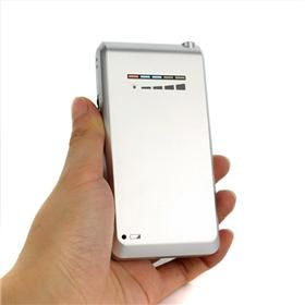 Cell phone jammer - Mini Cell Phone Jammer + GPS Blocker Cell Phone Shape - Car Use Jammer