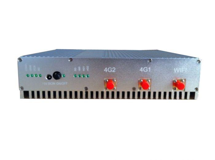 3 in 1 jammer - 14 Antennas 433MHz Jamming
