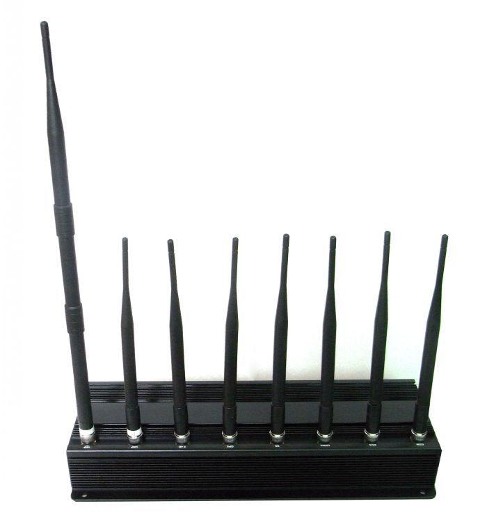 Cdma/gsm dcs/pcs 3g signal jammer , 3g signal blocker pouch