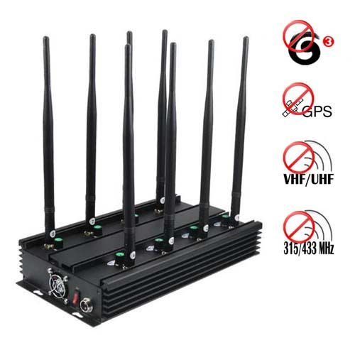 3g and 4g cell phone jammer - Adjustable 3G Cellphone GPS Lojack 315Mhz 433Mhz Wifi Blocker - Wifi Jammer