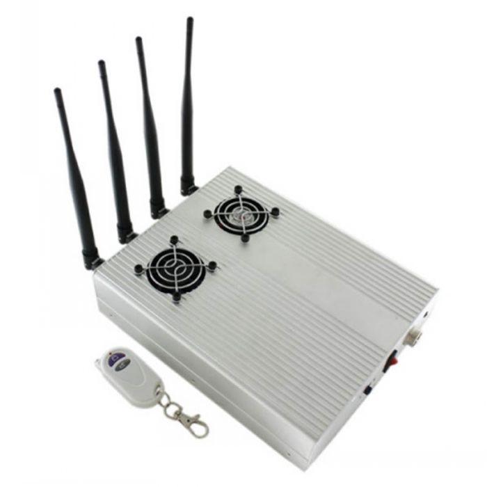 Adjustable 3g gsm cdma dcs phs cell phone jammer , Adjustable GSM Jammer