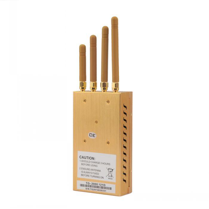 4 g jammer - 14 Antennas 4G Wimax Jamming