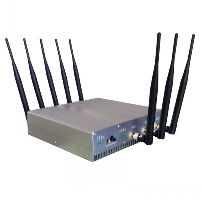 433mhz jammer | Adjustable Desktop Mobile Phone ,GPS Jammer with Remote Control