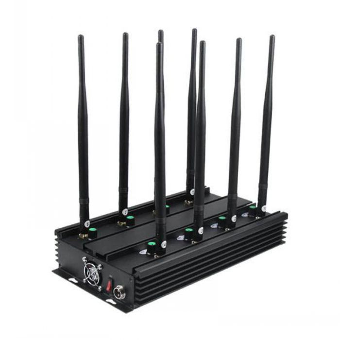 Adjustable Cellular Phone 4G 3G GPS Lojack Wifi Jammer