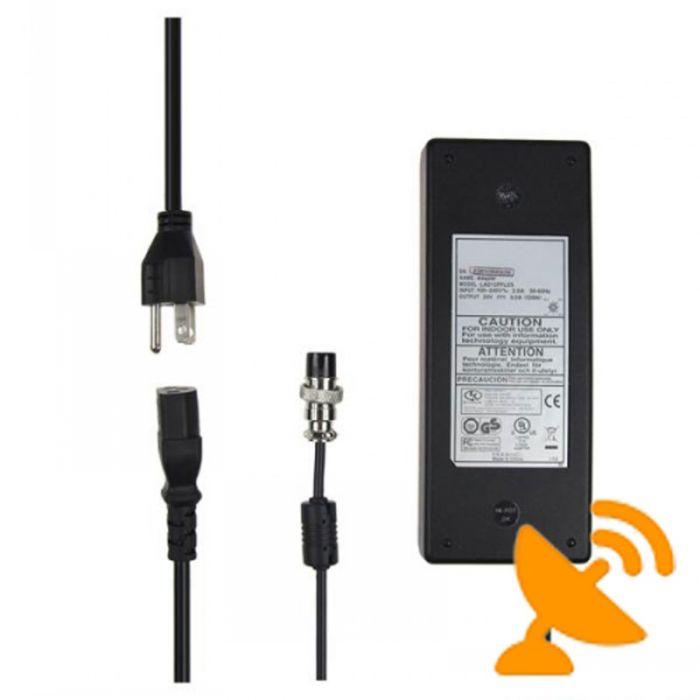 Adjustable Cellphone 4G 3G GPS 315Mhz 433Mhz Signal Blocker
