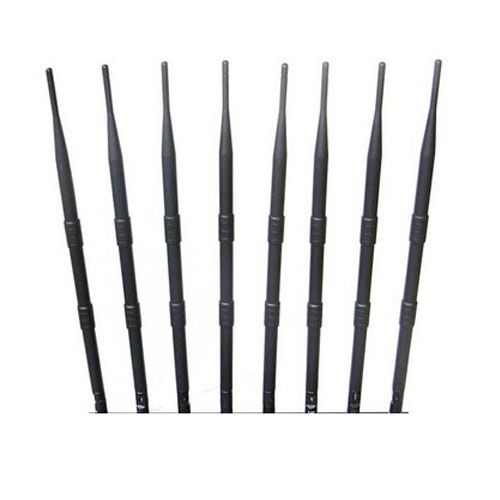 Block diagram of cell phone jammer | 8pcs Replacement Antennas for High Power Jammer