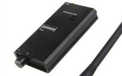 Big jammer - Wireless Detector of Dictaphone and Voice Monitoring