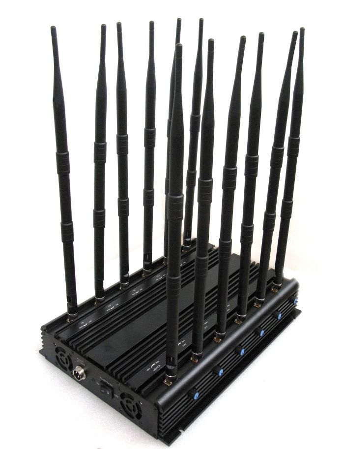 Desktop 12 Antennas Customize Jammer