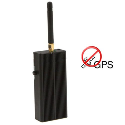 Portable Covert GPS Signal Blocker 10 Meters