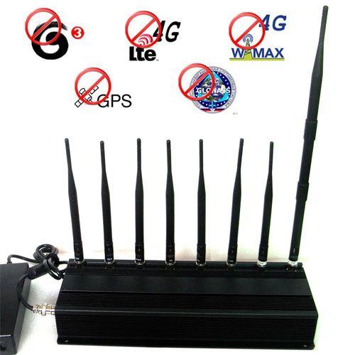 4G(Lte+Wimax) Signal Jammer Blocker