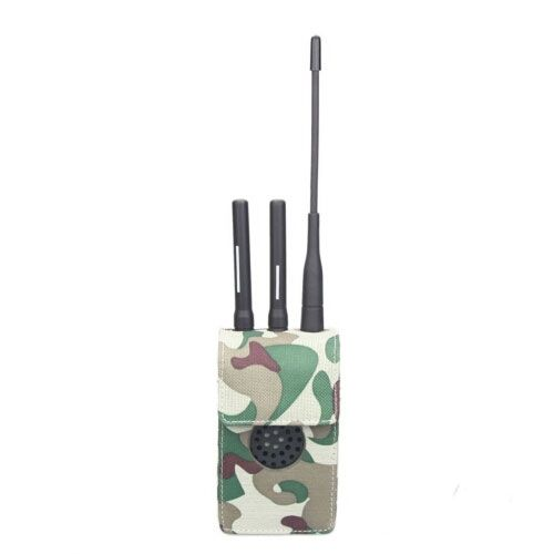 Cell phone blocker portable | 5 High Power Antenna Phone Jammer & WiFi Jammer