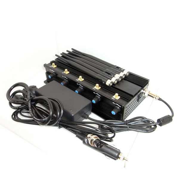 RC Jammer 310MHz 315MHz 330MHz 390MHz 418MHz Remote Control Jammer 40 Meters