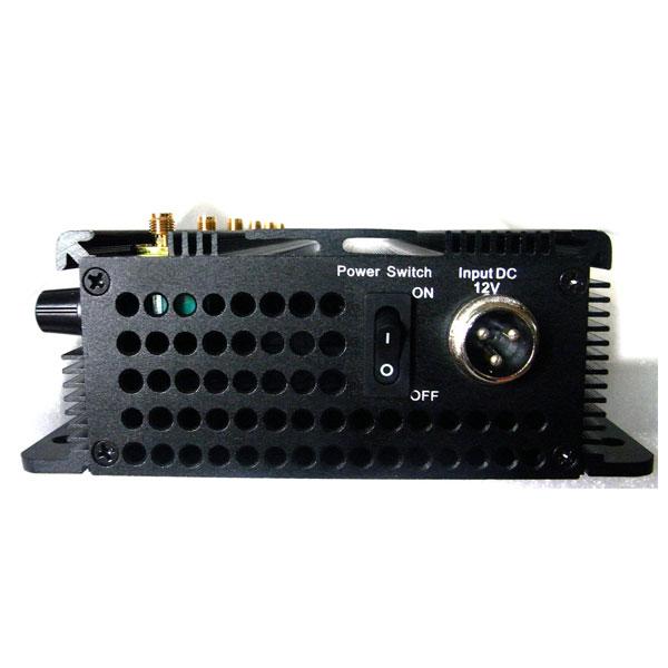 Car blocker jammer | Portable Four Band Wifi Signal Scrambler With 2.4G Signal Blocking